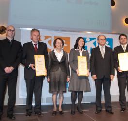 Dobitniki certifikata 2010