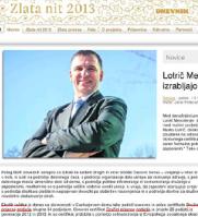 Zlata nit Dnevnik, 13.12.2013