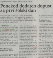 Primorske novice, 1.9.2014