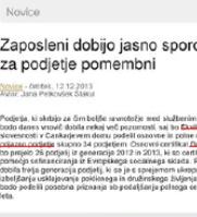 Zlata nit Dnevnik, 12.12.2013