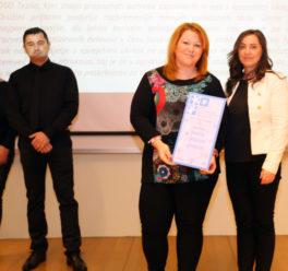 Podelitev certifikatov Družini prijazno podjetje, 30.11.2018