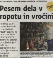 Nedeljski dnevnik, 30.4.2014